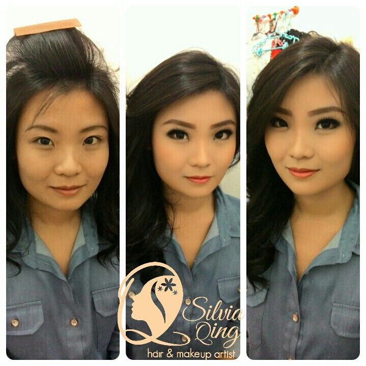 Transform #silviaqingMUA #makeup