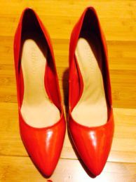 Available @ TrendTrunk.com Le Chateau Heels. By Le Chateau. Only $23.00!
