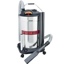 Chauffage : Cheminée : Aspirateur à cendre inox.Aspirateur bidon pour aspirer les cendres froides de fours, des cheminées, des poêles à bois ou à granulés… Spécialement