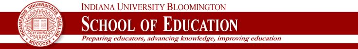 Plagiarism test- School of Education, Indiana University Bloomington: Preparing educators, advancing knowledge, improving education