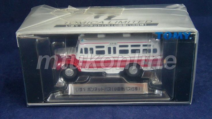 TOMICA LIMITED 2003   ISUZU BONNET BUS 1966   1/110   ODAKYU EXCLUSIVE MODEL