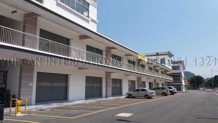 Arena Curve Shoplot | Commercial Property For Rent / Sale