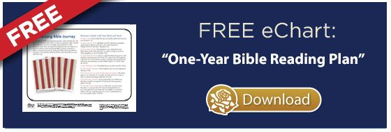 FREE One-Year Bible Reading Plan for 2016 | Rose Publishing