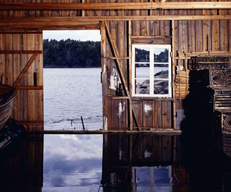 Norvège Per Barclay  Date : 1990  Support : Photographie  Dimension : 125 x 150 cm