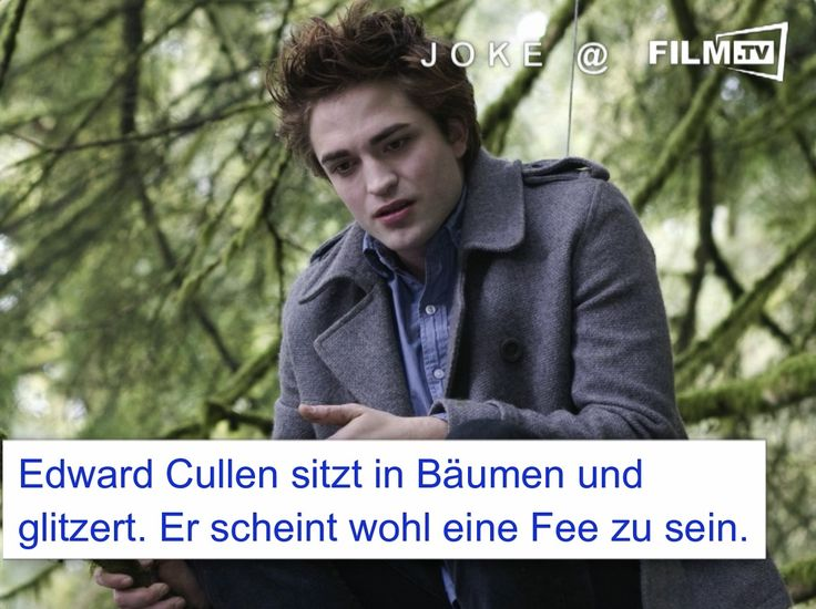 Macht Sinn!  #joke #twilight #robertpattinson