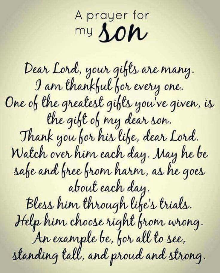 To my boyz...Love u always..!! ..MOM
