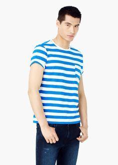 полосатая футболка - Поиск в Google