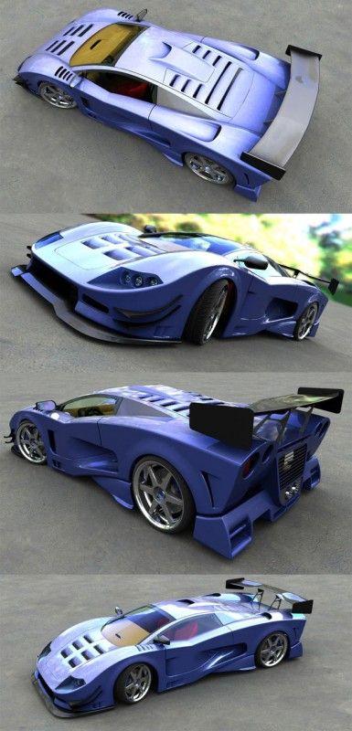 cool car, but not better than the fisker