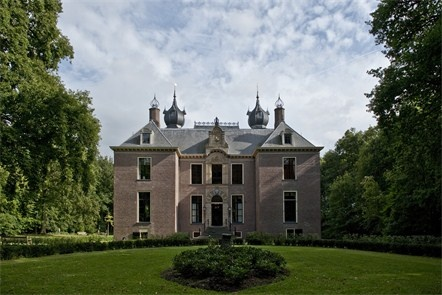 Kasteel Oud-Poelgeest - Top Trouwlocaties - Oegstgeest, Zuid-Holland #trouwlocatie #trouwen #feestlocatie