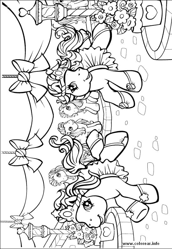 my little pony coloring pages | pony36 my-little-pony PRINTABLE COLORING PAGES FOR KIDS.