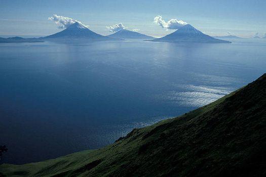 Aleutian Islands  アリューシャン列島