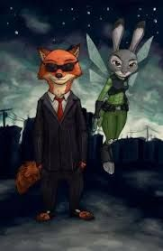 A ZOOTOPIA ARTEMIS FOWL CROSSOVER!!!! <<< I didn't know I needed this until now, but I NEED IT.