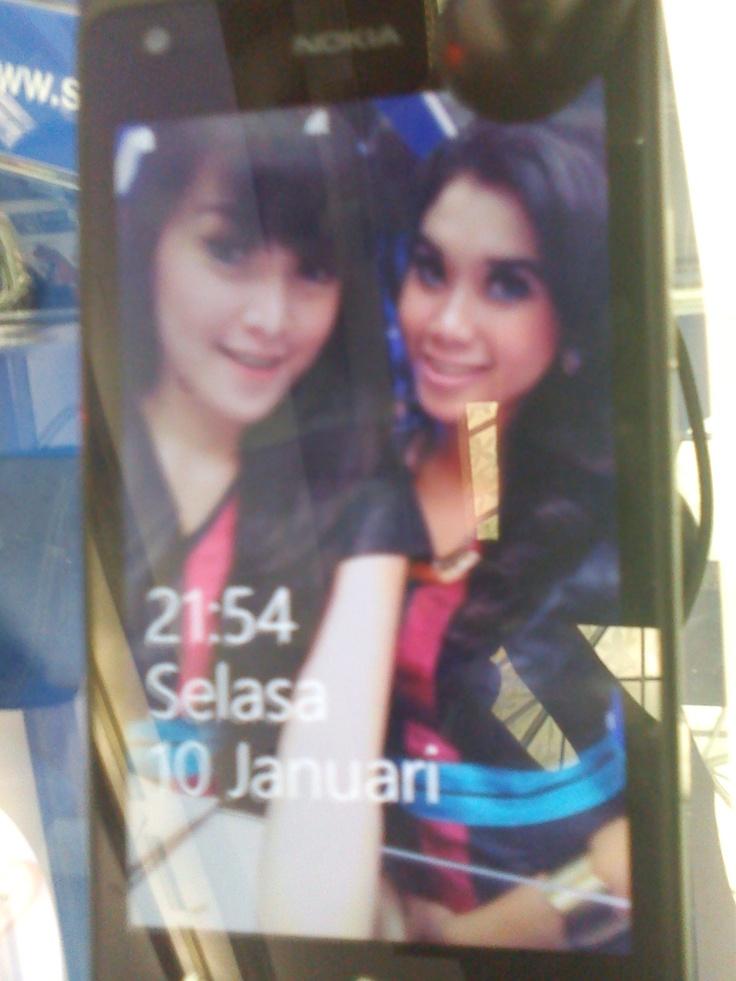 Indonesia Cellular Show 2012