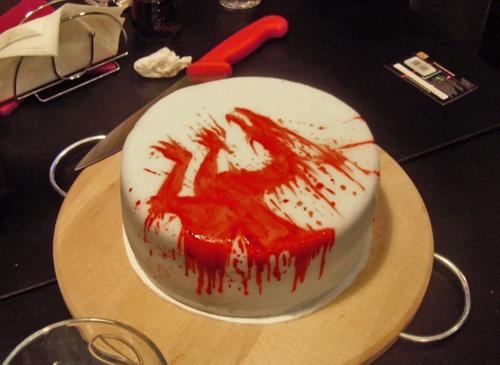 Dragon Age cake!
