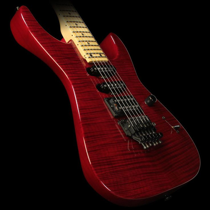 Guide and serial database of Japanese Charvel Guitars