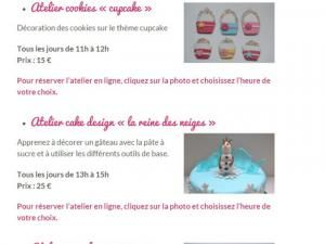 Salon Creativa cook – Bruxelles – 2015 • Hellocoton.fr