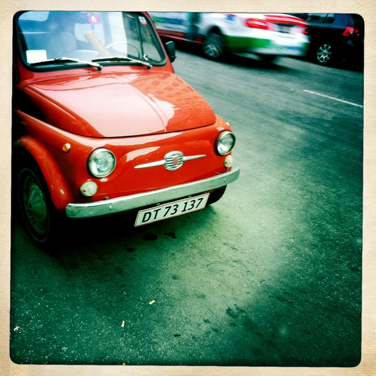 FIAT Cinquecento On Pinterest