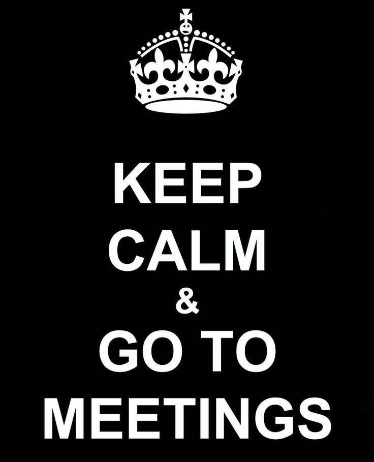 Who is going to a meeting today? #recovery #justfortoday #sobriety