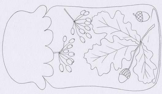 Sklenice s přírodninami