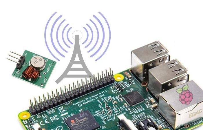 Want to transmit RF signals with your Raspberry Pi? http://www.behind-the-scenes.co.za/433mhz-rf-communication-from-a-raspberry-pi