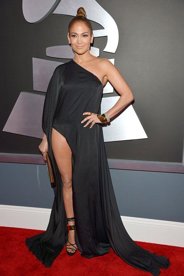 Jennifer Lopez Grade: C Jennifer Lopez tried to skirt ...