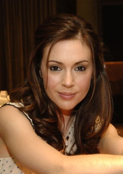Alyssa Milano is a huge animal advocate and strongly believes in Adopt, Don't Shop