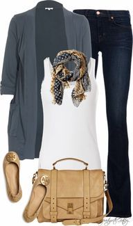 Casual Dress for Women   Comfy Cardigan with Wide Leg Jeans   Fashionista Trends