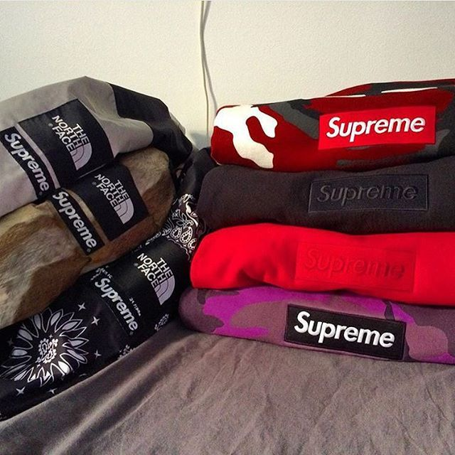 ✖️Supreme and TNF✖️