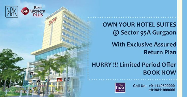 #KPDKBestWestern #TownsuitesNo place to Live in? Presenting Exclusive Suites to be in, Come and Buy your Dream Space Today. For More Info:-http://bit.ly/1U0feTV