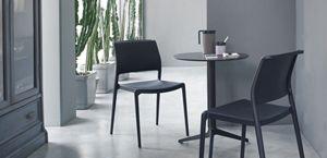 Pedrali Ara 310 | Seduta in polipropilene per interno ed esterno