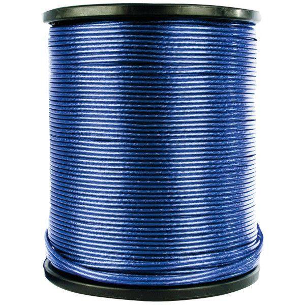 Db Link Stpw8Bl250Z Elite Superflex Soft-Touch Power Wire (8 Gauge, Blue, 250Ft)