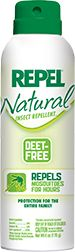 UNITED INDUSTRIES SPGT Repel Naturals Insect Repellent 6oz Aerosol, EA