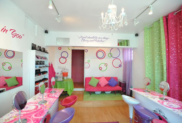 Our Spa | Inner Beauty Kids Spa