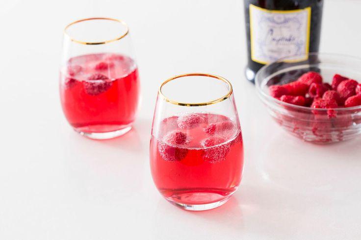 Flirty Fizz Prosecco Cocktail