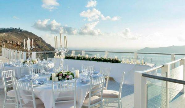 Στολισμός & λουλούδια για Καλοκαιρινούς γάμους | Wedding Planning by ELite Events Santorini | See more at WeddingTales.gr | http://weddingtales.gr/index.php?id=655
