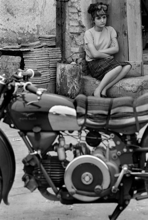 Bruno Barbey - Rome, Italy, 1964. °
