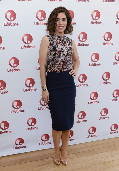 Ana Ortiz attends the 'Devious Maids' Fan Event at the Bryant Park Hotel on April 16, 2014 in New York City