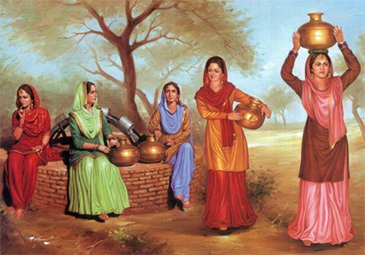 paintings from punjab