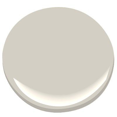 Benjamin Moore Collingwood, a light gray that will keep your space feeling bright and open, 97.6 match to Sherwin Williams Agreeable Gray