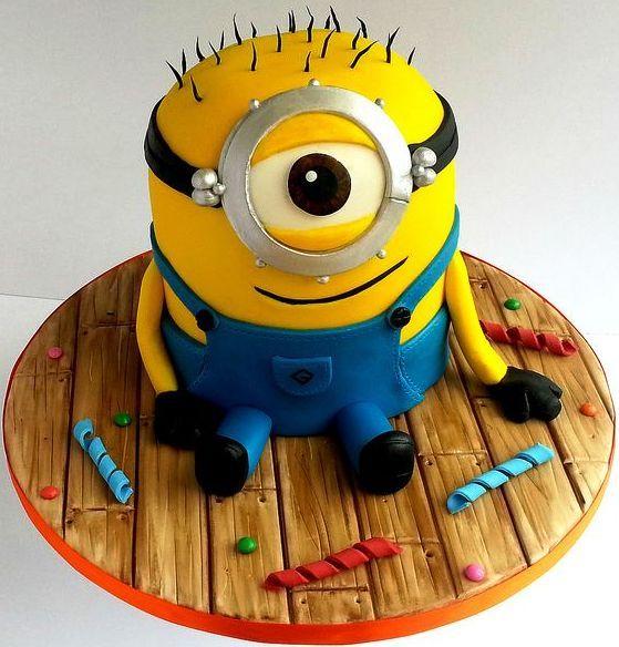Best 25 Minion Cakes Ideas On Pinterest Despicable Me