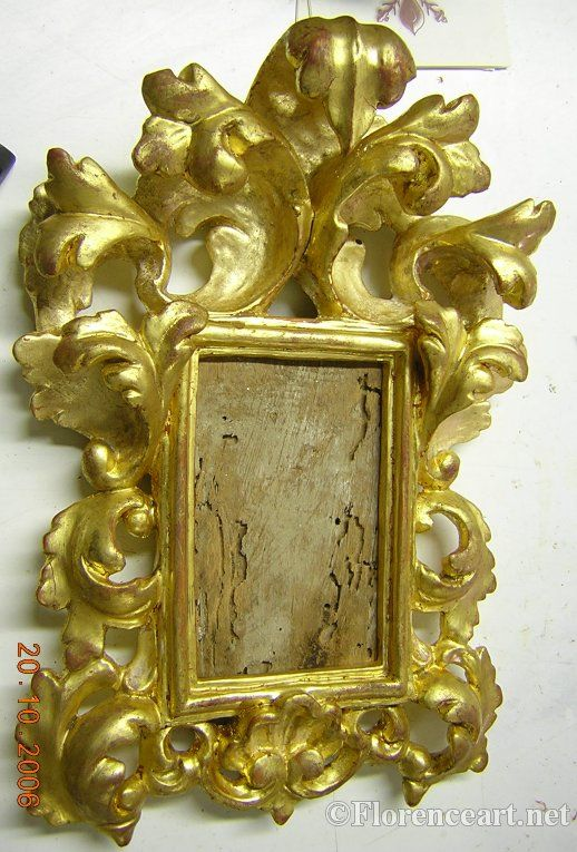 allison woolleys gilded frame