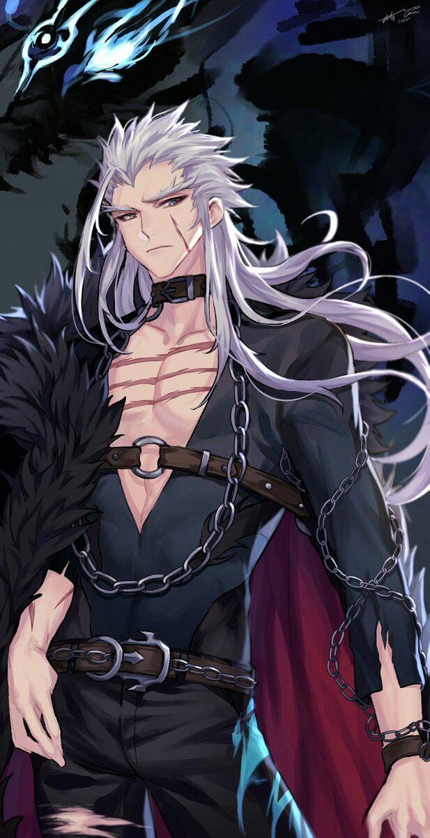Muzaka Anime demon boy, Wolf boy anime, Cute anime guys