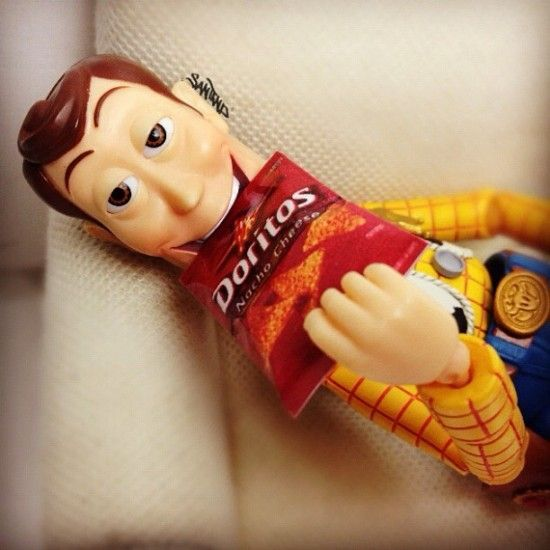 Woody by Santlov