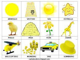 Imágenes del color amarillo