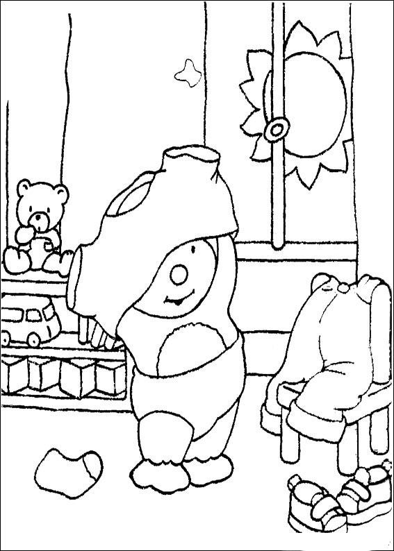 Tchoupi coloring pages 12 day and night tchoupi - Tchoupi en voiture ...