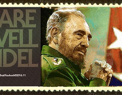 "Check out new work on my @Behance portfolio: ""Fidel, dudt to dust"" http://be.net/gallery/45745793/Fidel-dudt-to-dust"