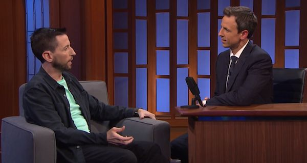 Find out why NEAL BRENNAN is Still Single & Seth Meyers is Not