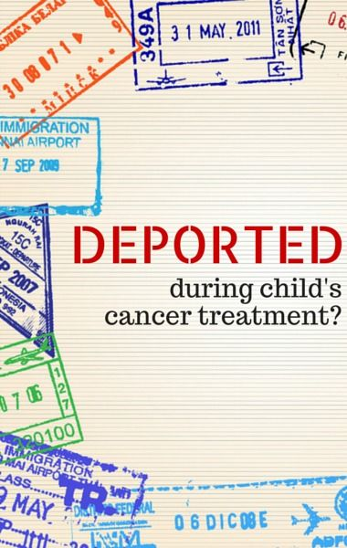 The Doctors talked to the parents of a child who has cancer and Graft-Versus-Host Disease (GVHD), but is facing deportation. http://www.recapo.com/the-doctors/the-doctors-cancer/drs-fighting-cancer-deportation-graft-versus-host-disease/