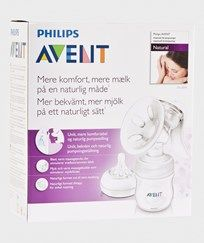 Philips Avent Natural Brystpumpe Manuell Multi