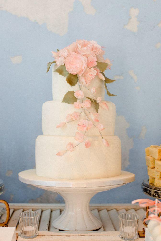 Steff & Ian | Stellenbosch Wedding | Wedding Cake